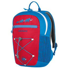 Mammut First Zip - Sac à dos Enfant - 8l rouge/bleu